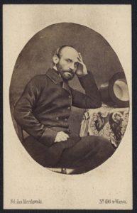 Abb. 2: Teofil Lenartowicz (1822–1893), Fotografie ca. 1860